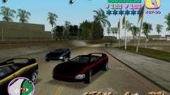 INFERNUS из GTA 3 для GTA Vice City