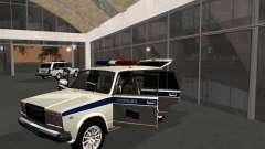 ВАЗ 21047 Полиция