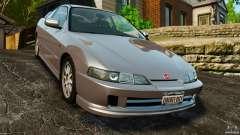 Honda Integra Type-R для GTA 4