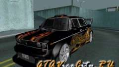 ВАЗ 2106 GTX tune