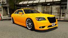 Chrysler 300 SRT8 LX 2012