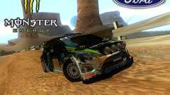Ford Fiesta RS WRC 2012 для GTA San Andreas