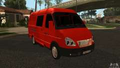 ГАЗель 2705 Грузо Пассажирская для GTA San Andreas