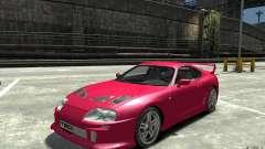 Toyota Supra MKIV 1995 для GTA 4