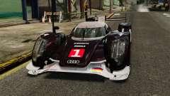 Audi R18 TDI v2.0 для GTA 4