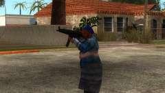 Gangsta Granny для GTA San Andreas