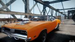 Dodge Charger RT 1969 EPM для GTA 4