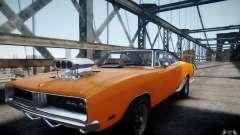 Dodge Charger RT 1969 EPM для GTA 4