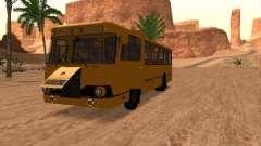 ЛиАЗ 677 для GTA San Andreas
