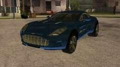 Aston Martin One77 для GTA San Andreas