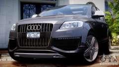 Audi Q7 V12 TDI Quattro Final