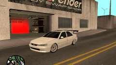 Peugeot 406 Tuning для GTA San Andreas