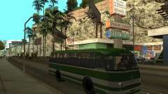 ЛАЗ 697М для GTA San Andreas