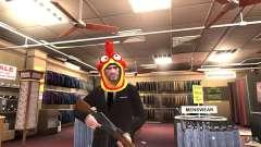 CluckingBell Hat для GTA 4