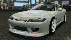 Nissan Silvia S15 Drift