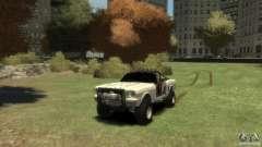 Ford Mustang Sandroadster 1.0 для GTA 4