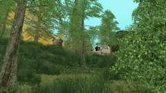 Project Oblivion 2007 для GTA San Andreas