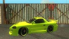 Mitsubishi 3000 GT для GTA San Andreas