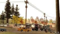 Autumn Mod v3.5Lite для GTA San Andreas