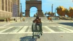 Тележка для GTA 4