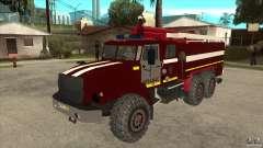 Урал 43206 пожарный