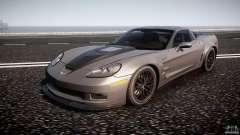 Chevrolet Corvette ZR1 2009 v1.2 для GTA 4