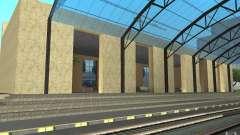 Новый вокзал в Сан фиеро