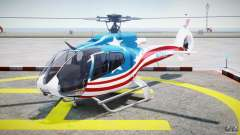 Eurocopter EC 130 B4 USA Theme для GTA 4