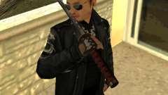Замена скина Yakuza для GTA San Andreas