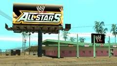 Новый магазин WWE