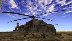 Ми-24 из COD MW 2