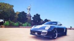 Porsche 911 Sport Classic 2011 v2.0 для GTA 4