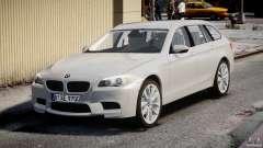 BMW M5 F11 Touring для GTA 4