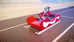Santa Sled normal version