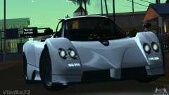 Pagani Zonda EX-R для GTA San Andreas