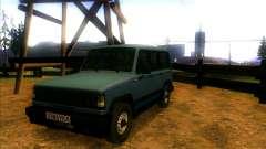 Уаз 3170 для GTA San Andreas