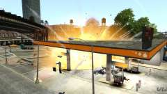 Explosion & Fire Tweak 1.0 для GTA 4
