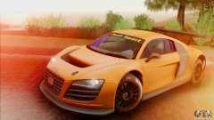 Audi R8 LMS GT3 для GTA San Andreas