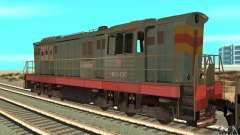 Локомотив ChME3-4287 для GTA San Andreas