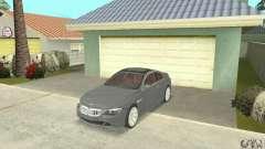 BMW 645ci E63 2004 с красным салоном для GTA San Andreas