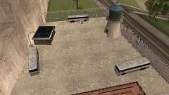 Автобусный парк v1.1 для GTA San Andreas