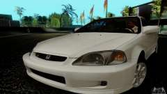 Honda Civic 1999 Si Coupe