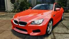 BMW M6 F13 2013 v1.0 для GTA 4