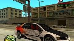 Mitsubishi Lancer Evo IX SpeedHunters Edition для GTA San Andreas