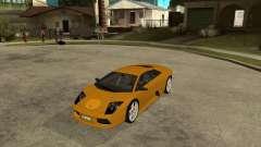 Lamborghini Murcielago для GTA San Andreas
