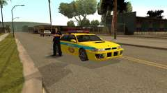 Sultan USSR Police для GTA San Andreas
