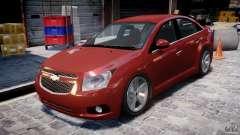 Chevrolet Cruze для GTA 4