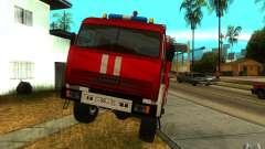 КамАЗ 43118 АЦ-7,0-40 для GTA San Andreas