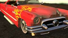 Buick Custom 1950 LowRider 1.0 для GTA San Andreas