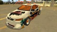 BMW M3 E92 DriftRoots для GTA San Andreas
